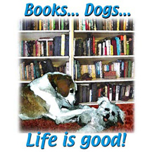 booksdogs design image